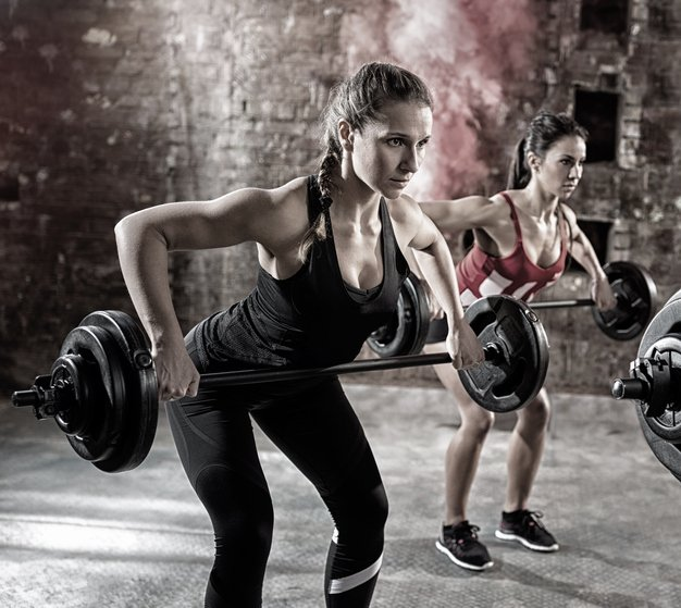 Compound Exercises: Gain More Muscle, Save More Time